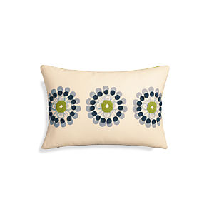"Ella 20""x13"" Pillow"