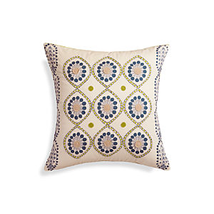 "Ella Square 20"" Pillow"