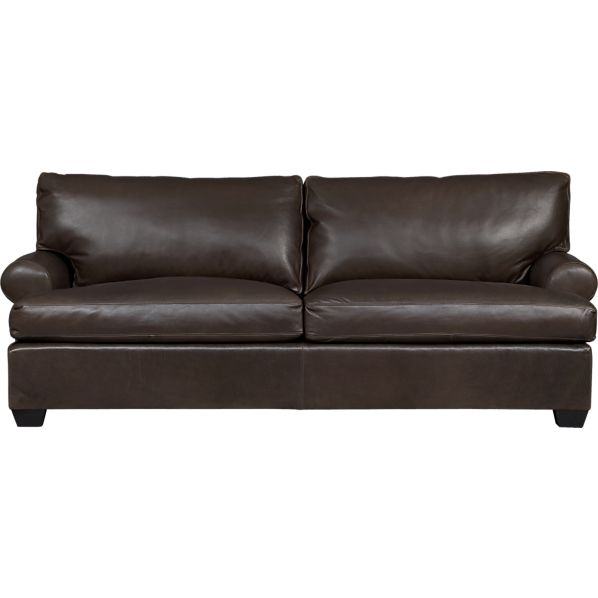 Ellis Leather Queen Sleeper