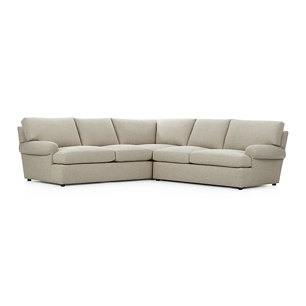 Ellyson 2-Piece Sectional Sofa