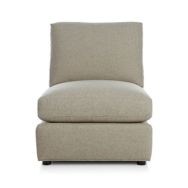 Ellyson Armless Sectional Chair