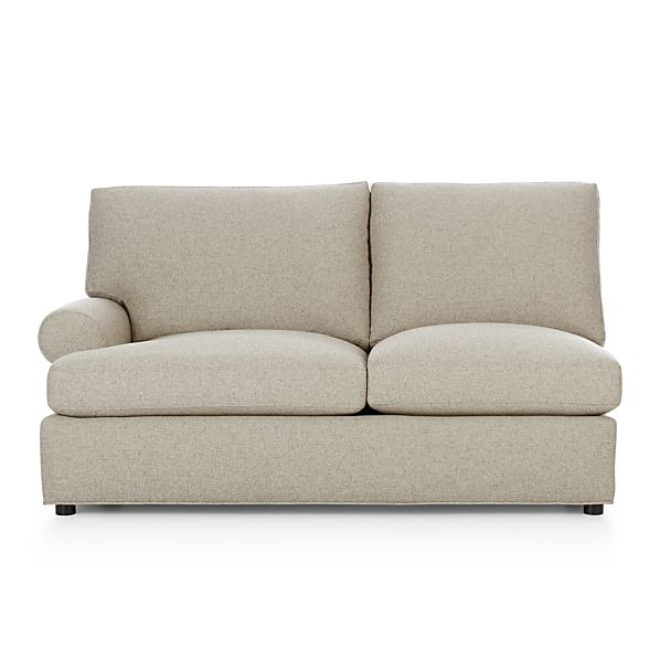 Ellyson Left Arm Sectional Loveseat