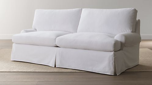 Ellyson Slipcovered Queen Sleeper Sofa