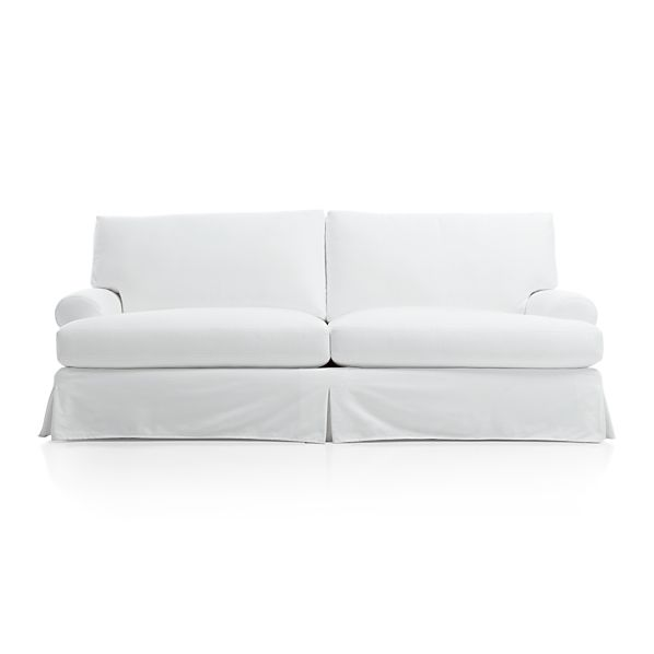 Ellyson Slipcovered Queen Sleeper Sofa In Ellyson Sleepers