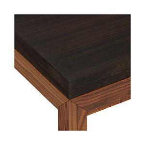 Myrtle Top/ Elm Base Dining Tables