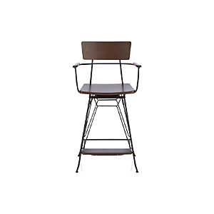 "Elston 24"" Swivel Counter Stool"