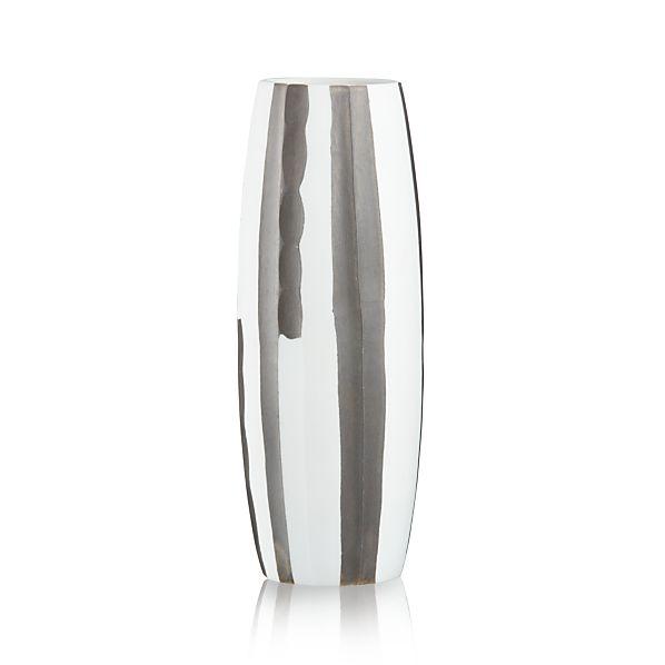 Elysium Platinum Vase