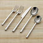 Emerge 20-Piece Flatware Set: four 5-piece place settings.