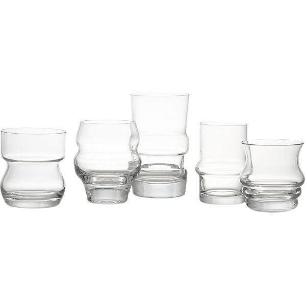 5-Piece Archival Glass Set