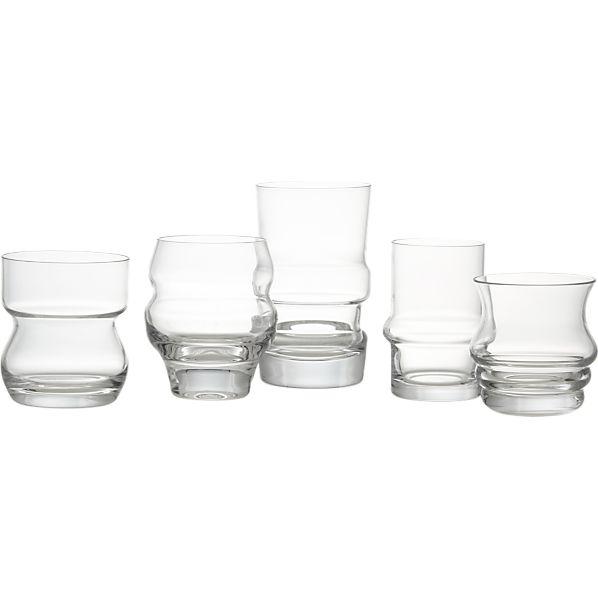5-Piece Archival Glass Set