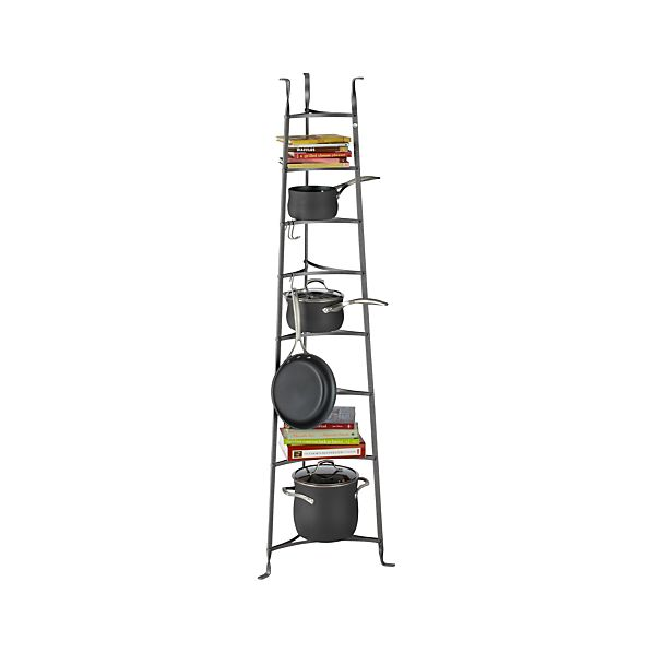 Enclume® Standing 8-Tier Pot Rack