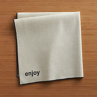 Enjoy Napkin