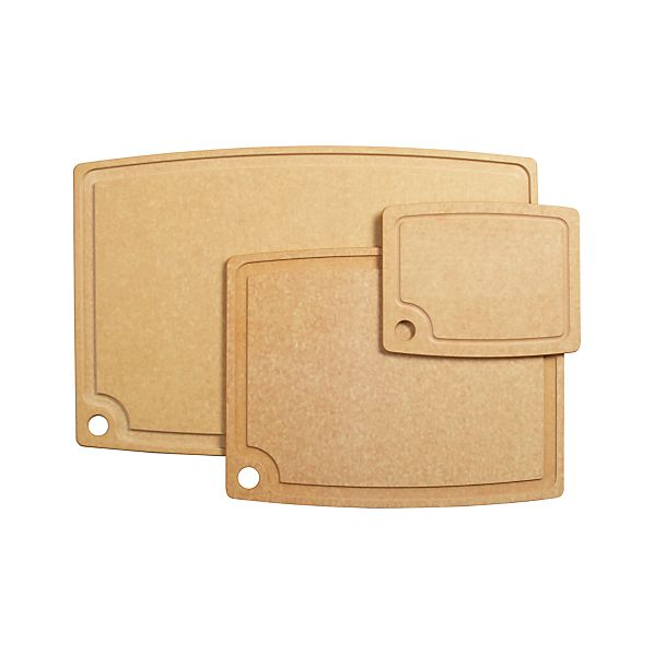Epicurean ® Natural Dishwasher Safe Cutting Boards