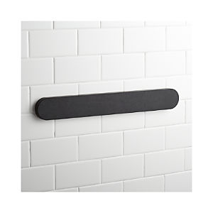 Black Epicurean Wall Bar