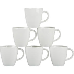 Set of 6 Espresso 3 oz. Cups