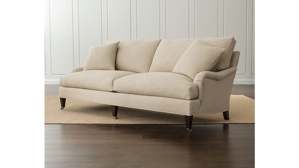 Essex Sofa with Casters