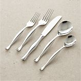 Eva Zeisel 5-Piece Flatware Place Setting
