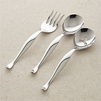 Eva Zeisel 3-Piece Serving Set