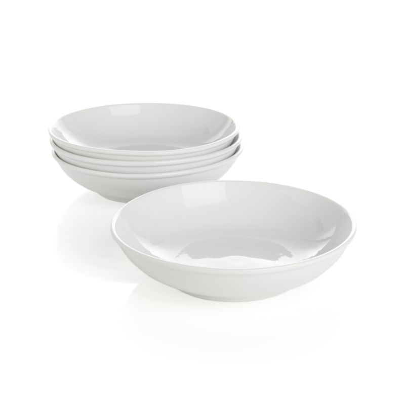 """Set of 4 Every 9"""" Bowls"""