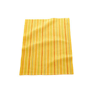 Dobby Yellow Dish Towel