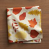 Fallen Leaves Napkin
