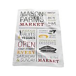 Farmers Market Dish Towel