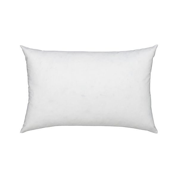 "Feather-Down 18""x12"" Pillow Insert"