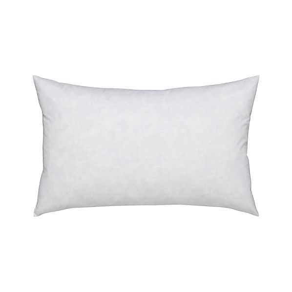 "Feather-Down 20""x13"" Pillow Insert"