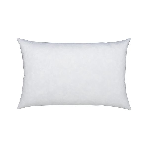 "Feather-Down 24""x16""  Pillow Insert"