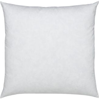 "Feather 20"" Pillow Insert"