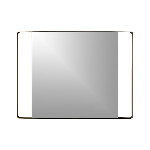 Federico Wall Mirror Crate And Barrel