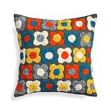 "Felicity 12"" Pillow with Down-Alternative Insert"
