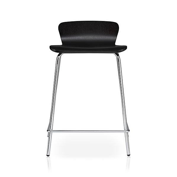 "Felix 24"" Espresso Counter Stool"