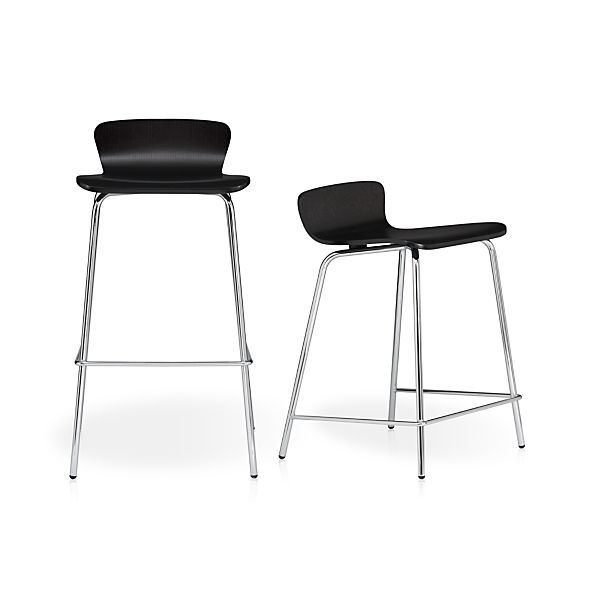 Felix Espresso Bar Stools Crate And Barrel
