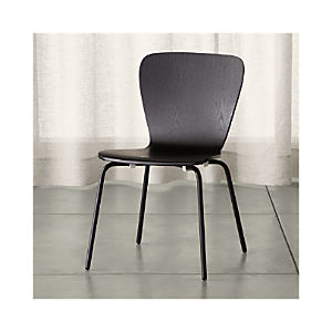 Felix Black Side Chair