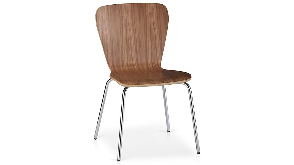Felix Walnut Dining Chair