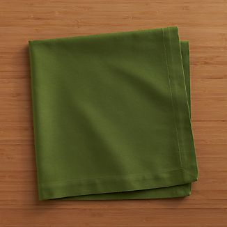 Fete Pesto Cotton Napkin