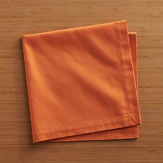 Fete Pumpkin Cotton Napkin