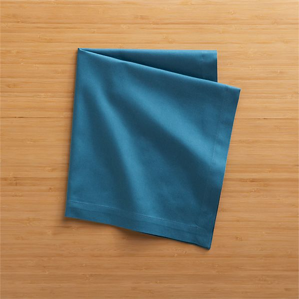 Fete Corsair Cotton Napkins Set of Eight