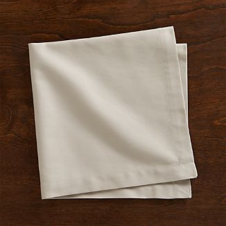 Fete Dove Cotton Napkins Set of Eight