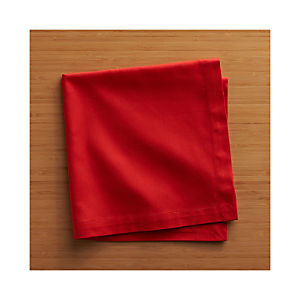 Fete Flame Cotton Napkin
