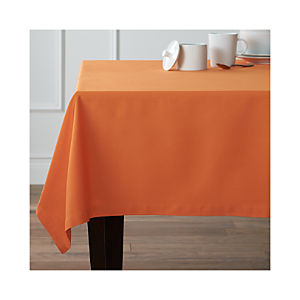 Fete Pumpkin Tablecloth