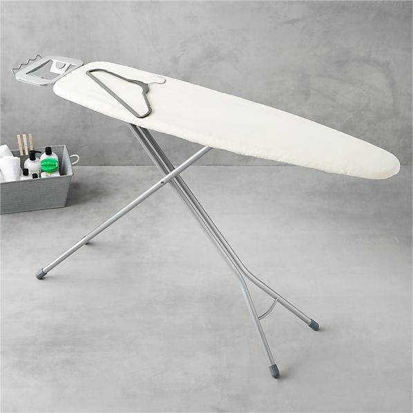 Fibertech® Ironing Board with Natural Cover