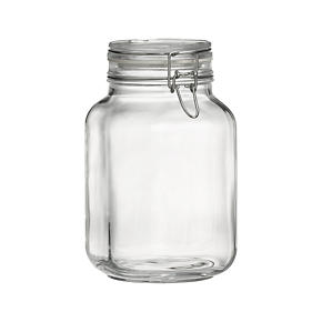 Fido 2-Liter Jar with Clamp Lid