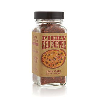 Fiery Red Pepper Pizza Seasoning