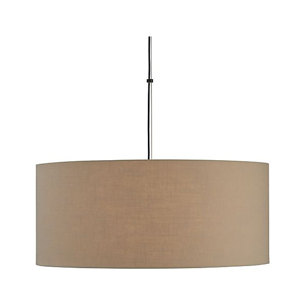 Finley Large Wheat Pendant Lamp