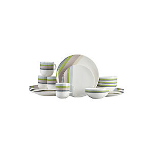 Finn 16-Piece Dinnerware Set