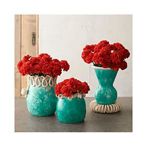 Fish Ceramic Vases