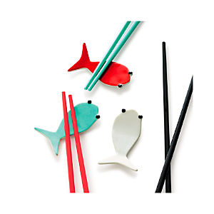 Fish Chopsticks and Rests