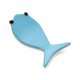 Fish Aqua Chopstick Rest